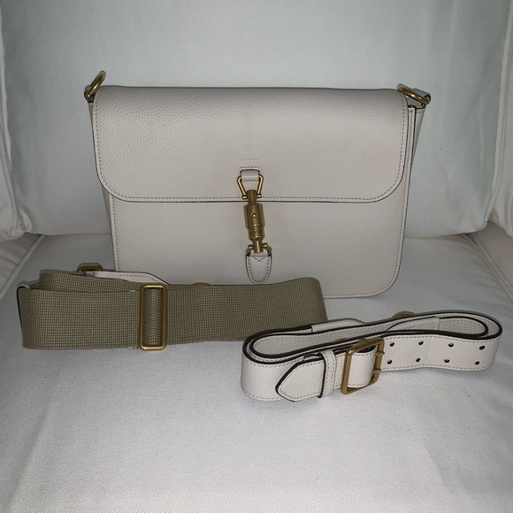 Gucci Handbags - Authentic Gucci Soft Jackie Cream